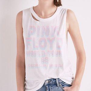 Pink Floyd Back Strap Sleeveless Tee Lucky Brand